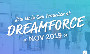 Book a Meeting with SalesIntel at Dreamforce 2019