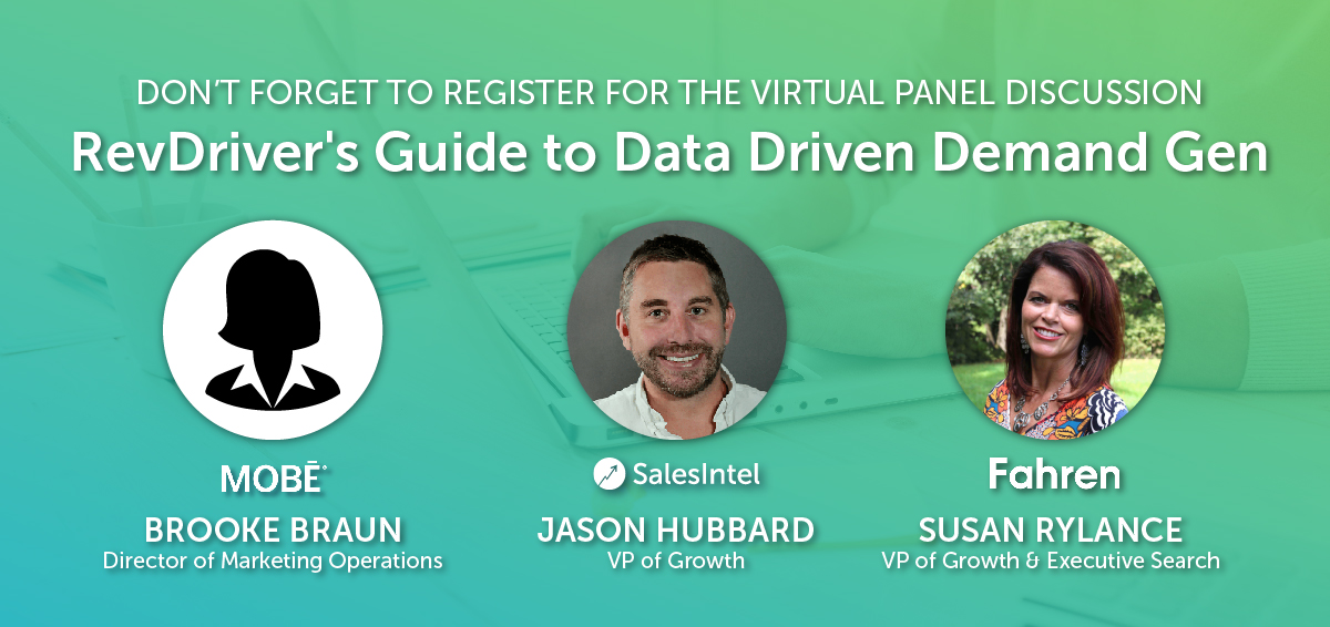 Dec 11th Webinar - SalesIntel Panel