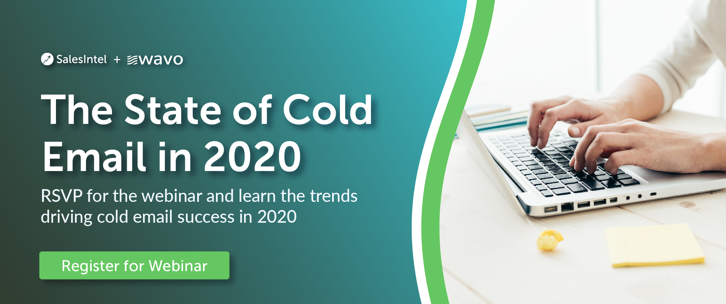 Webinar - The State of Cold Email in 2020