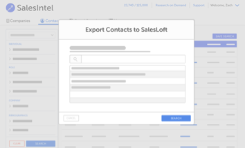 SalesLoft - Small