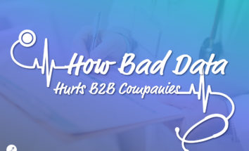 How Bad Data Hurts B2B Companies