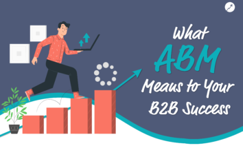 Transforming B2B Sales and Marketing with ABM [Infographic]